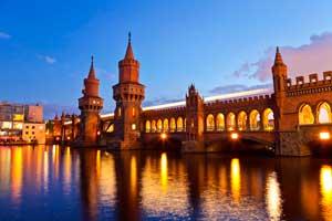 Berlin en Tren