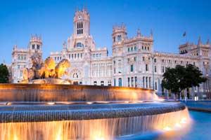 Madrid en Tren