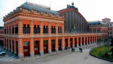 Estaciones de tren en Madrid