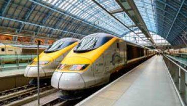 Servicios del Tren Eurostar
