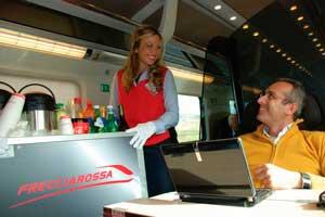 Servicios Tren Frecciarossa