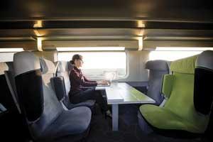 Servicios Tren TGV Lyria