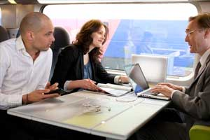 Servicios del Tren TGV