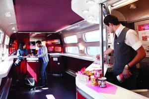 Servicios Tren Thalys