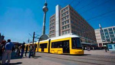 Transporte Publico en Berlin