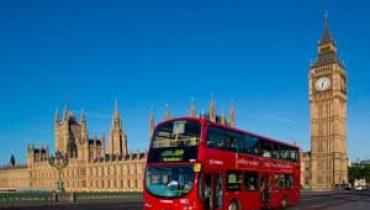 Transporte Publico en Londres
