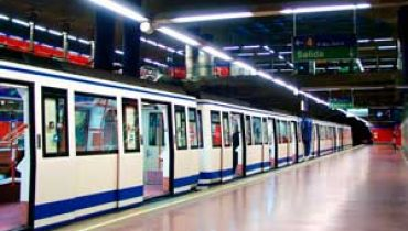 Transporte Publico en Madrid