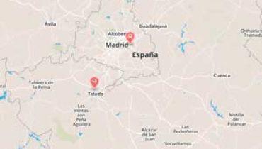 Tren Madrid Toledo