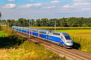 Tren TGV Francia