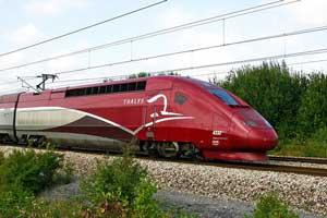 Tren Thalys