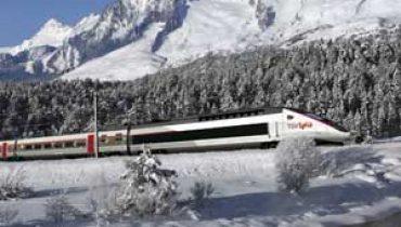 Trenes en Europa