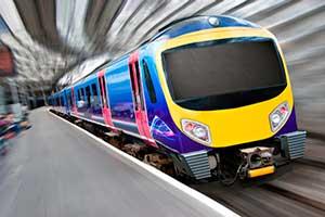Trenes Ingleses